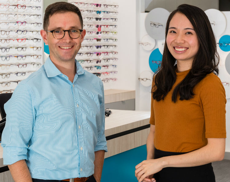 Melbourne Behavioural Optometrist Pezzimenti Nixon Team